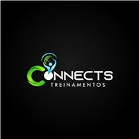 Connects Treinamentos, Logo e Identidade, Educação & Cursos