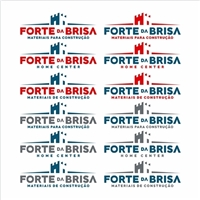 FORTE DA BRISA, Logo e Identidade, Construção & Engenharia