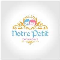 Notre Petit, Logo e Identidade, Crianças & Infantil