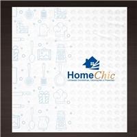 Home Chic , Logo e Identidade, Outros
