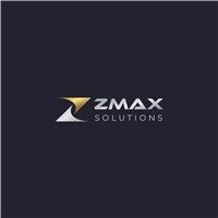 ZMax Solutions, Logo e Identidade, Tecnologia & Ciencias