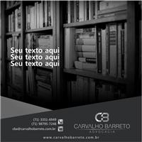 CARVALHO BARRETO ADVOCACIA, Web e Digital, Advocacia e Direito