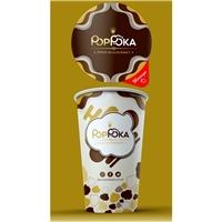 PopPoka Pipocas Gourmet, Embalagens de produtos, Alimentos & Bebidas
