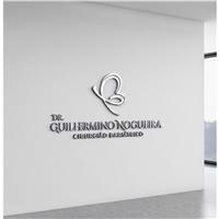 Dr. Guilhermino Nogueira, Logo e Identidade, Saúde & Nutrição