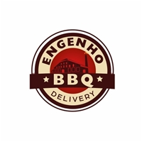 Engenho BBQ , Logo e Identidade, Alimentos & Bebidas