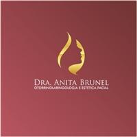 Dra. Anita BrunelOtorrinolaringologia e Estética Facial, Logo e Identidade, Saúde & Nutrição