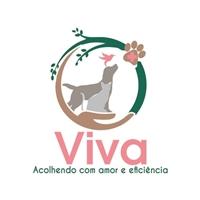 Viva!Acolhendo com amor e eficiência. , Logo e Identidade, Animais