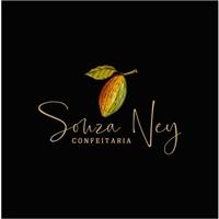 Souza NeyConfeitaria, Logo e Identidade, Alimentos & Bebidas