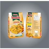 BONOMILHO POLENTA 500G, Embalagens de produtos, Alimentos & Bebidas