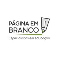 Página em Branco, Logo e Identidade, Educação & Cursos