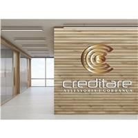 Creditare, Logo e Identidade, Advocacia e Direito