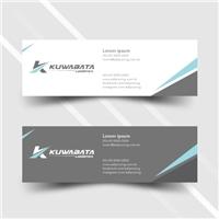 KUWABATA Logística, Logo e Identidade, Logística, Entrega & Armazenamento