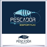 Pescador Esportivo, Logo e Identidade, Viagens & Lazer