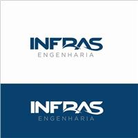 INFRAS Engenharia, Logo e Identidade, Construção & Engenharia