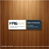MRG Soluções Tributárias, Logo e Identidade, Consultoria de Negócios