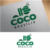 Coco brasilia , Logo e Identidade, Logística, Entrega & Armazenamento