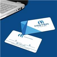 Mister Vidros, Logo e Identidade, Construção & Engenharia