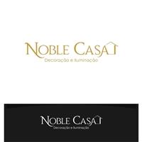 Noble Casa, Logo e Identidade, Decoração & Mobília