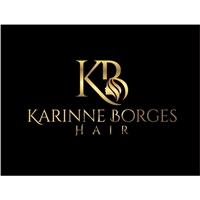Empresa : karinne Borges HAir Produto : beleza , Logo e Identidade, Beleza