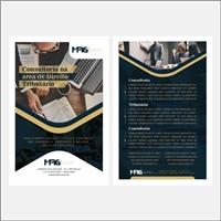 MRG Soluções Tributárias, Peças Gráficas e Publicidade, Consultoria de Negócios