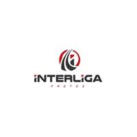 Interliga Fretes, Logo e Identidade, Logística, Entrega & Armazenamento