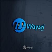 Wayzel.com, Logo e Identidade, Logística, Entrega & Armazenamento