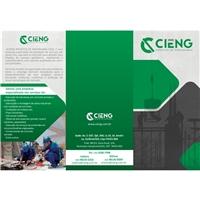 CIENG PROJETOS DE ENGENHARIA LTDA., Apresentaçao, Construção & Engenharia