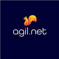 agil.net (ou agilnet, pra passar no INPI), Logo e Identidade, Outros