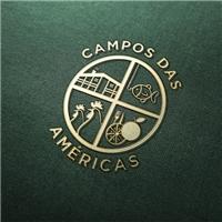 CAMPOS DAS AMERICAS PRODUCAO DE FRUTAS VERDURAS PEIXES AVES LTDA, Logo e Identidade, Ambiental & Natureza