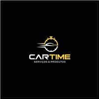 CARTIME - SERVIÇOS & PRODUTOS, Logo e Identidade, Automotivo
