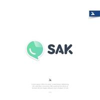 SAK, Logo e Identidade, Marketing & Comunicação