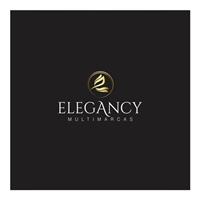 Elegancy, Logo e Identidade, Roupas, Jóias & acessórios