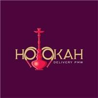 Hookah Delivery Pmw, Logo e Identidade, Alimentos & Bebidas