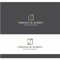 Urbano & Aubrey Advogados , Logo e Identidade, Advocacia e Direito