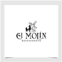 El Molín, Logo e Identidade, Alimentos & Bebidas