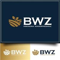 BWZ ASSESSORIA AGROEMPRESARIAL, Logo e Identidade, Consultoria de Negócios