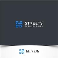 Streets Technologies, Logo e Identidade, Tecnologia & Ciencias
