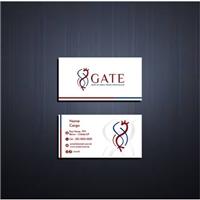 GATE - Grupo de Aorta e Terapia Endovascular, Logo e Identidade, Saúde & Nutrição