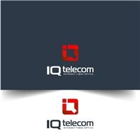 IQ Telecom, Logo e Identidade, Computador & Internet