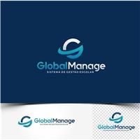 Global Manage, Logo e Identidade, Tecnologia & Ciencias