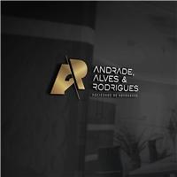 A2R ANDRADE, ALVES & RODRIGUES SOCIEDADE DE ADVOGADOS, Logo e Identidade, Advocacia e Direito