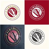 Almadouro, Logo e Identidade, Alimentos & Bebidas