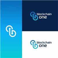 Blockchain One, Logo e Identidade, Tecnologia & Ciencias