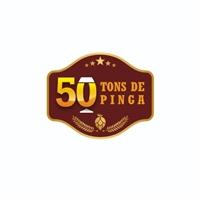 50 Tons de Pinga , Logo e Identidade, Alimentos & Bebidas