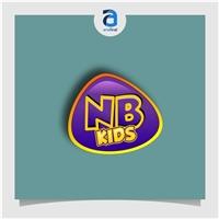 nb kids, Logo e Identidade, Crianças & Infantil