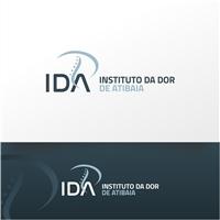 INSTITUTO DA DOR DE ATIBAIA, Logo e Identidade, Saúde & Nutrição