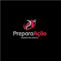 PreparaAção Marketing Digital, Logo e Identidade, Marketing & Comunicação