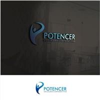 POTENCER Soluções Corporativas, Logo e Identidade, Educação & Cursos
