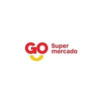 Supermercado GO, Logo e Identidade, Tecnologia & Ciencias