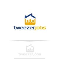 Leme Tecnologia / Produto Tweezer.jobs, Logo e Identidade, Tecnologia & Ciencias